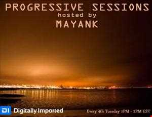 Mayank   Progressive Sessions 032