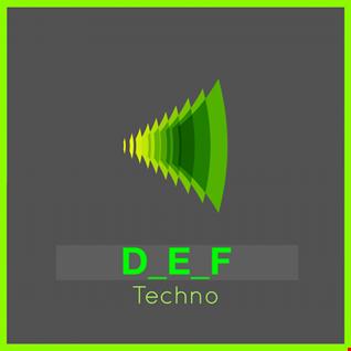 Techno 155: Live @ The Hague 2020-07-04