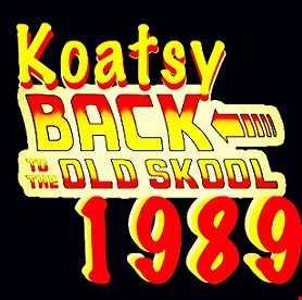 Back To The Oldskool 1989