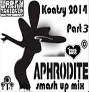 DJ Aphrodite - Smash Up Mix - Part 3 (2014)