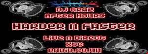 Alain D Guest Mix 1 For Harder  Faster on xtc radio.co.uk back in 2012