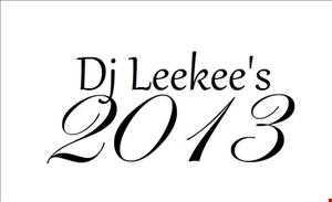 DJLeekee's yearmix 2013