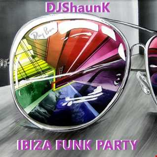IBIZA funk PARTY.
