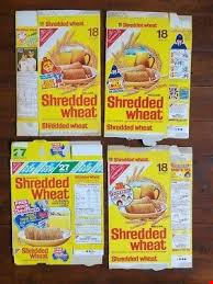 shredded wheat vol 1 (good old days)