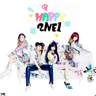 Happy   2ne1 ( theAKAT acapella Mashup )