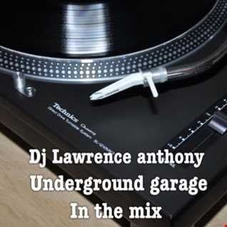 dj lawrence anthony underground vinyl mix 229