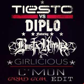 Tiesto & Diplo vs. Busta Rhymes & Girlicious C'Mon Grand Gun Edit