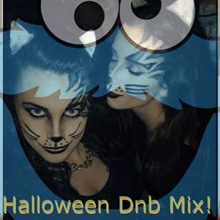 Loco Kat Halloween DNB Mix!
