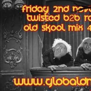 DJs Rascal & Twisted B2B Old SKool Vinyl MIx Fri Dec 2nd 2016