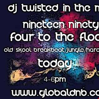 Four to the Floor Friday May 1st 2015
