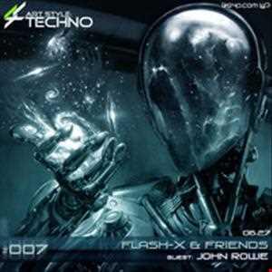 John Rowe -   Artstyle Techno Podcast