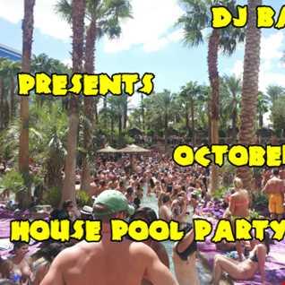 DJ Baddz October 2015 Pool Jamz Dance Medley