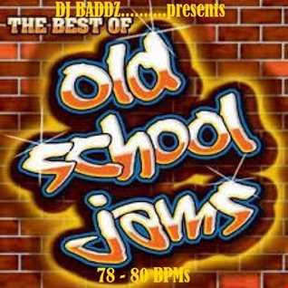 DJ Baddz Ol Skool RnB Medley 78 80 bpm,