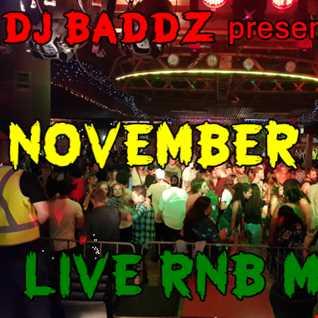 DJ Baddz Live RnB Mix 21.12.2017 pt.1