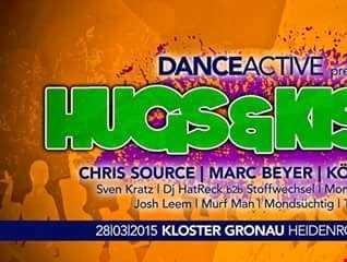 Mondsüchtig   Dance Active hugs & kisses 28.3.15
