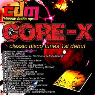 Core X Classic 90's disco tunes (Re-upload my first Mixes)