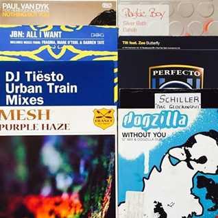 PSSP Vinyl Trance Classics