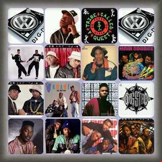 DJ G DUB Hip Hop 80's 90's