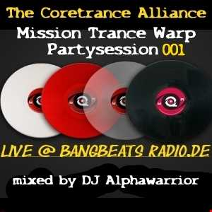 Mission Trance Warp Live @ Bangbeats Radio_Partysession 001_(mixed by Pulsarwave)