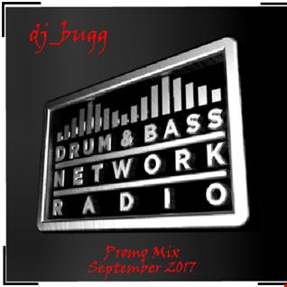 dj_bugg - DNBNR Promo Mix Sep 2017