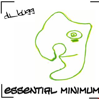 dj_bugg - Essential minimum