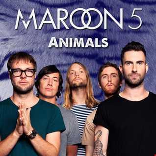 Maroon 5 - Animals(ED's EDit)