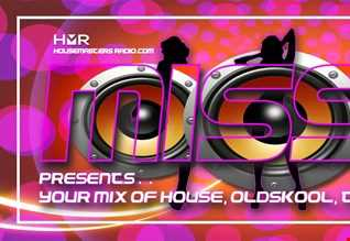 Miss K Bank Holiday Event On Housemasters Radio 27/08/17