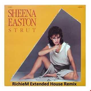 Sheena Easton   Strut RichieM Extended House Remix