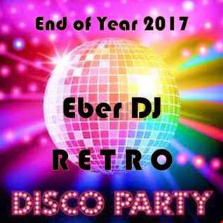 Welcome 2018 Retro Disco Party
