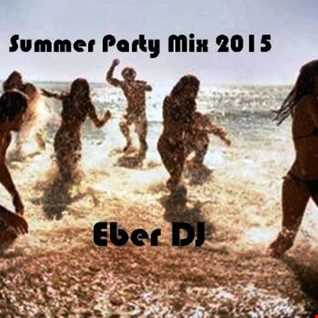 Summer Latin Party 2015 by Eber DJ
