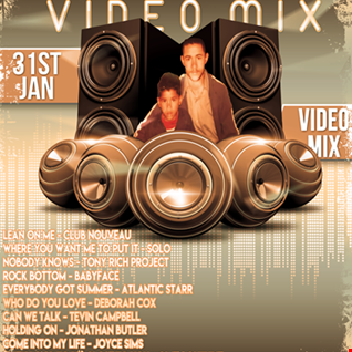 RNB XCLUSIVE VIDEO MIX VOL 11