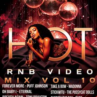 RNB XCLUSIVE VIDEO MIX VOL 10
