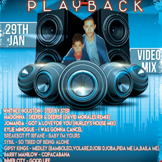WAYBACK 2 PLAYBACK VOL 3
