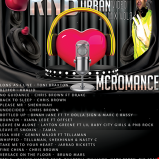 RNB XCLUSIVE URBAN VIDEO MIX VOL3