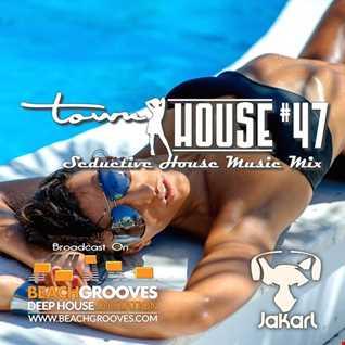 townHOUSE 47~Deep, Vocal, Classic House mix~BeachGrooves.com Spain 5-Dec-2016
