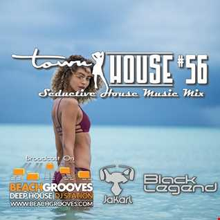 townHOUSE 56~Deep & Vocal House mix [feat on BeachGrooves.com Spain 13-Feb-2017]