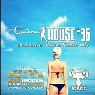 townHOUSE 36-Deep & Vocal House mix~BeachGrooves.com Ibiza 19-Sep-2016