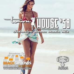 townHOUSE 58~Underground, Deep & Vocal House mix [feat on BeachGrooves.com Spain 27-Feb-2017]