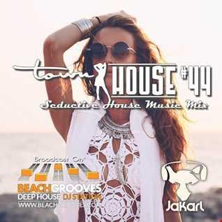 townHOUSE 44~Deep & Vocal House mix~BeachGrooves.com Spain 14-Nov-2016