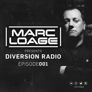 Marc Loage presents Diversion Radio Episode 001