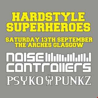 Marc Loage BTTF Hardstyle Heroes Mix September 2014