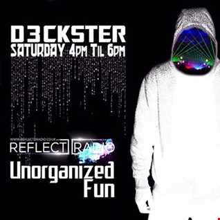 D3ckster live 23rd March 2017
