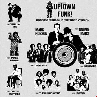 Uptown Funk (ROBOT59 FUNK Q UP Extended Version)