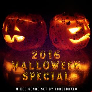 2016 Halloween Set  (live recording)