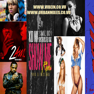ThE JaM ShOw ( 3.2014 )   HiPHoP R&B MiX TapE
