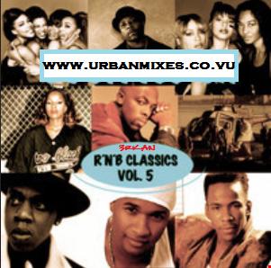 RnB WaRM UP 5  - Classics MiXTaPe
