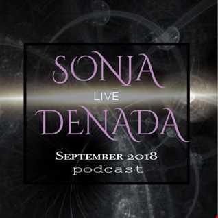 [LR.prod] // presents SonjadeNada live podcast ( september 2018 )