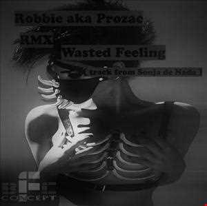 """"""" Robbie aka Prozac Rmx _ Wasted Felings """"( track from Sonja)"""
