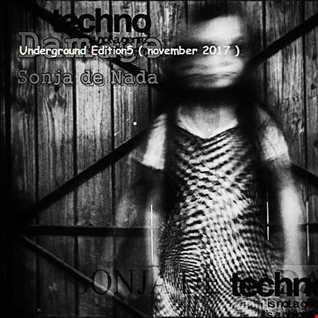 Underground Edition5 ( november 2017 )