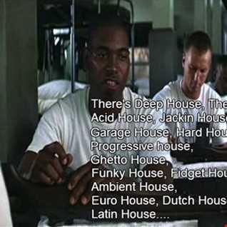 Dj T-Rod Bumping House music Live set on internet radio